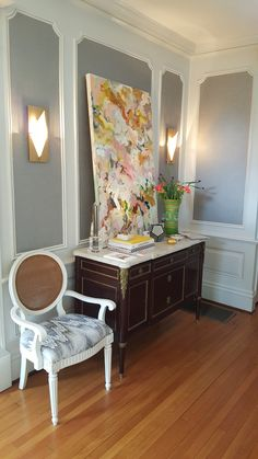 This relaxing spot is in the room designed by Angela Elliott Interiors.  See if you can find it when you tour Designer House! Designer House open through 10/10/16, M-F 10-3, Sat 10-5, Sun 1-5. Proceeds benefit the Richmond Symphony. Visit www.rsol.org for tickets and info. #RSOL2016DH