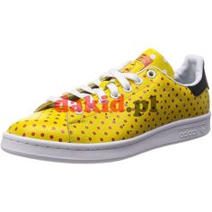 adidas Originals Pharrell Williams STAN SMITH SPD · nr kat.: B25402 · kolor: yellow/red/ftwwht