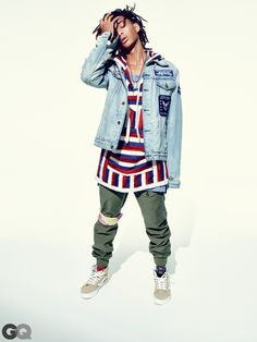 How to Dress Like Jaden Smith Photos | GQ - he's so cool!