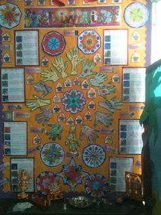 Diwali classroom display photo - SparkleBox