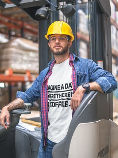 A day with no coffee is some of our worst nightmares. Imagine having to get through a day without the aid of a coffee or four. Classic T Shirts, Coffee, Quotes, Stuff To Buy, Kaffee, Quotations, Cup Of Coffee, Quote, Shut Up Quotes