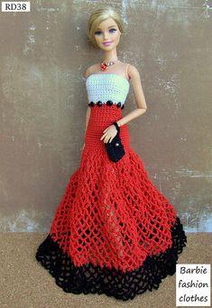 391 Besten Barbiekleider Bilder Auf Pinterest Barbie Dolls Doll