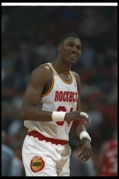 Hakeem Olajuwon-----The Dream