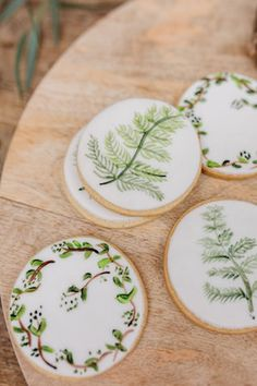 Fern themed wedding ideas | Bemind Fotografie