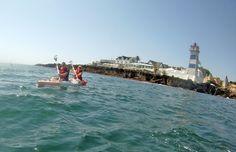 Aventuras em kayak - Guincho Adventours