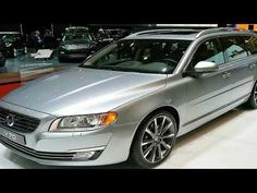 The Volvo is a mid-size five-door station wagon manufactured by Volvo Cars since The first generation began as the wagon version of the Volvo . Station Wagon, Cars, Vehicles, Youtube, Autos, Car, Car, Automobile, Youtubers