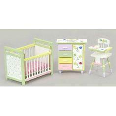 1:12 Nursery Set