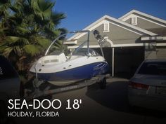 Used 2010 Sea Doo 180 Challenger, Holiday, Fl - 34691 $19000- BoatTrader.com