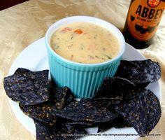 Qdoba 3-Cheese Queso Copycat Recipe dip :) YUM!!!!