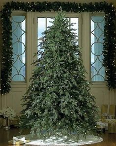 how-to-decorate-a-christmas-tree-artificial-hunter-fir-pre-lit