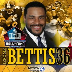 """Congratulations Jerome """"The Bus"""" Bettis! You will always be my all time favorite Steelers Player. Pittsburgh Steelers Wallpaper, Pittsburgh Steelers Football, Pittsburgh Sports, Pittsburgh Steelers Pictures, Dallas Cowboys, Nfl Hall Of Fame, Football Hall Of Fame, Pitsburgh Steelers, Nfl Football Players"""