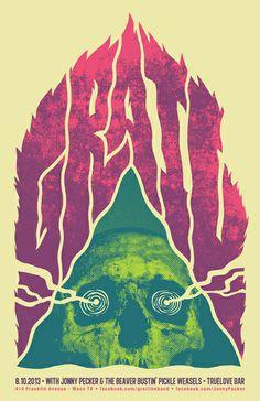 Psychedeathlia (by Shay Scranton)