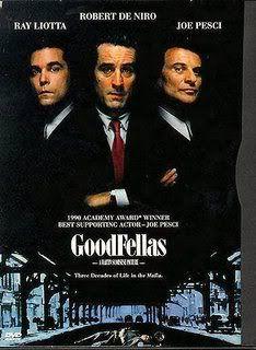 GoodFellas - Same as Casino, keep on watching.