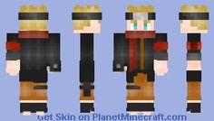 Naruto Uzumaki [Naruto The Last] Minecraft Skin
