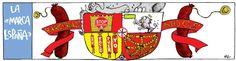 Marca España (2013-02-06). Diario de Navarra: La tira de Oroz