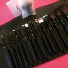Blend, buff & beautiful with HD Brows range of professional brushes.