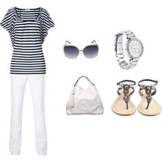 Navy/White, created by missy5978