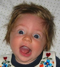 Very Funny Baby Faces (5)