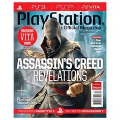 PlayStation: The Official Magazine (December 2011).