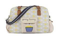Prebaľovacia taška Pink Lining YUMMY MUMMY - Vtáčiky Yummy Mummy, Diaper Bag, Pink, Bags, Handbags, Diaper Bags, Mothers Bag, Pink Hair, Roses