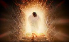 """Clic en la imagen y sigue la reflexión del Evangelio del día  Sábado Santo en la noche  Santa Vigilia Pascua  """"Ha resucitado""""   Evangelio según Mateo 28, 1-10  Pasado el sábado, al amanecer del primer día de la semana, María Magdalena y la otra María fueron a visitar el sepulcro. http://www.fundacionpane.org/evangelio-del-dia-lectio-divina-mateo-28-1-10/"""