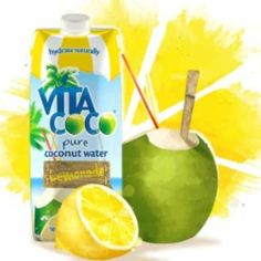 Free Vita Coco Lemonade - Bellafind