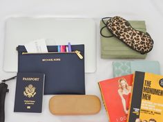 What to Take in Your Carryon? {International Travel Tips}  Think this is really lacking lots ~ need a change of clothes