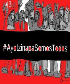 De Politica e Historia: A un mes de Ayotzinapa