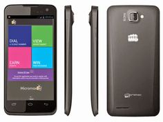 Micromax Canvas XL(Micromax Canvas XL A119) with all features, pictures and full specifications.