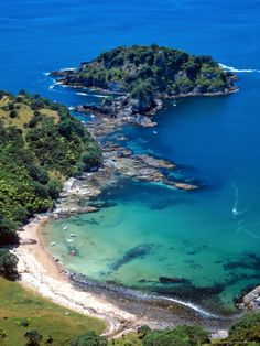 The Coromandel - Amazing Places In New Zealand You Must Visit. #New Zealand Travel
