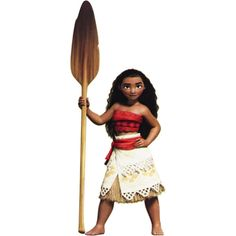 Introducing Moana, Disney's New Polynesian Princess! ❤ liked on Polyvore featuring characters