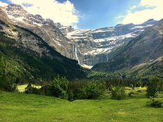 Gavarnie e Troumouse titanici circhi glaciali degli Alti Pirenei