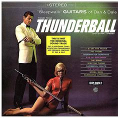 Dan & Dale - Theme from Thunderball and Other Themes
