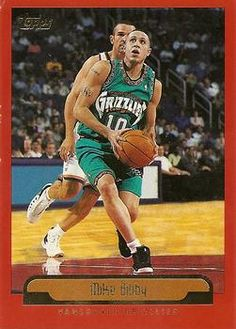 4407b6aaa27 1999-00 Topps  101 Mike Bibby Front