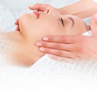 """""""Massage can greatly benefit acne, rosacea and other inflamed skin conditions. Acne is a wound to the skin, and increasing blood flow encourages the healing process. Many skin care professionals are taught to avoid massage with acne clients because of the risk of cross-contamination and overstimulation....""""~  SkinInc.com"""