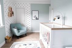 Shared Baby Shared Baby How to set up a baby room At . Best Picture For Baby Room design For Your Baby Bedroom, Baby Boy Rooms, Baby Room Decor, Baby Boy Nurseries, Nursery Room, Kids Bedroom, Baby And Toddler Shared Room, Room Boys, Blue Kids Rooms