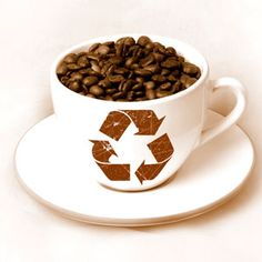 Don't throw away your used coffee grounds... Use them to exfoliate, absorb odors, highlight your hair, repel insects, keep cats out of your garden... and more