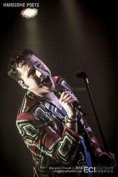 Handsome Poets - ECI Roermond - Clubtour 2013