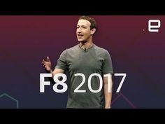 Facebook F8 | Cámaras 360º, Facebook Live y más novedades - YouTube