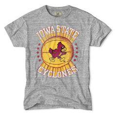 Iowa State Cyclones Basketball T-Shirt