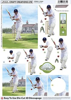 Cricket Die-Cut Découpage DCD625