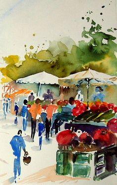 http://atelier-brigitte-duerr.jimdo.com/aquarellbilder/deutschland/