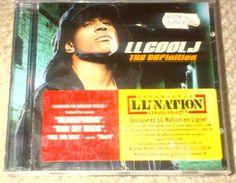 LL Cool J The Definition includes Headsprung Hush Feel The Beat + more #uniqbeats #ebay #ebayuk