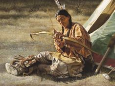 Amazing paintings by Alfredo Rodriguez Native American Paintings, Native American Artists, Native American History, Amazing Paintings, Indian Paintings, Ink Paintings, Westerns, American Indian Art, American Indians