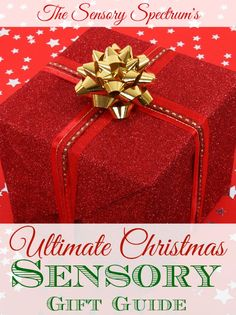 Use this ultimate sensory Christmas gifts guide recommendations broken into separate categories to help you pinpoint what your child may like and need.