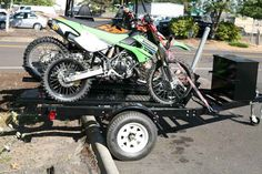 New 2014 Marlon 3-Rail Motorcycle ATVs For Sale in Oregon. 2014 Marlon 3-Rail Motorcycle, Bikes not included. Great 3 Rail trailer that is brand new. Large lockable storage area.