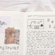 Bullet Journal Aesthetic, Bullet Journal Notebook, Bullet Journal Banner, Bullet Journal Ideas Pages, Bullet Journal Spread, Bullet Journal Inspiration, Journal Pages, Bullet Journal Layout, Bubbline