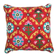 I pinned this Mayan Pillow in Desert Flower from the Loni M Designs event at Joss and Main!