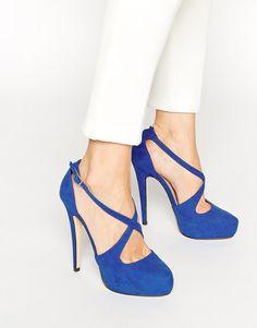 e94d290de00020 Carvela Kimchee Platform Heeled Shoes