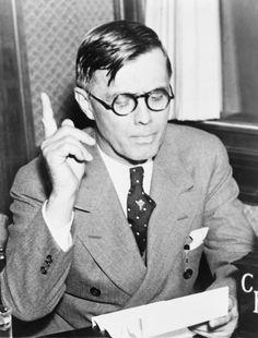 1935 Governor Eugene Talmadge calls out President FDR